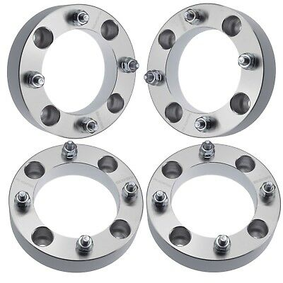 "(4) 1.5"" Inch 4/137 Wheel Spacers Fits Can-Am Borbardier Outlander Renegade ATV"