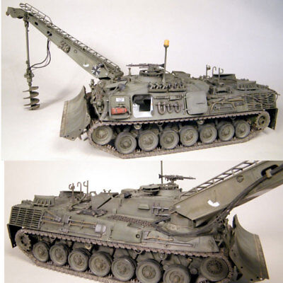 Perfect Scale Modellbau 1//35 Gepard Accessories for Takom//Meng Model