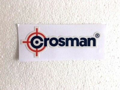 New Old Stock Vintage Crosman Air Rifle Gun Sticker These Are Like Brand New