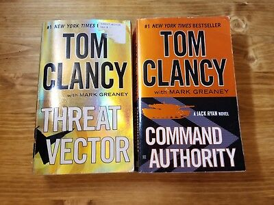 tom clancy command authority ebook download