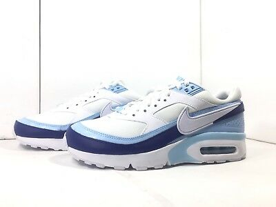 Nike Air Max Bw Gs 7Y Big Kids Shoes 834224-400 White Teal Sneakers