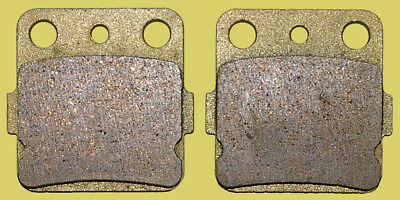Honda CR80 front brake pads, sintered (1986-2002) small & big wheels