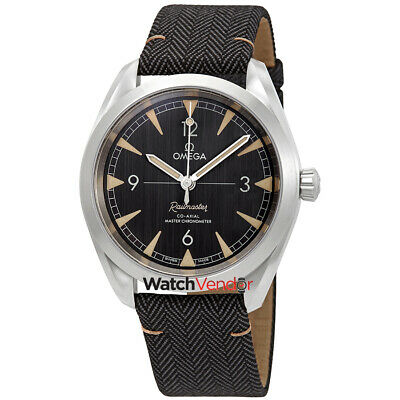 Omega Seamaster Railmaster Automatic Men's Watch 220.12.40.20.01.001