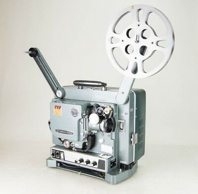 EIKI INTERNATIONAL MODEL ST-OH AUTO LOAD 16mm SOUND PROJECTOR