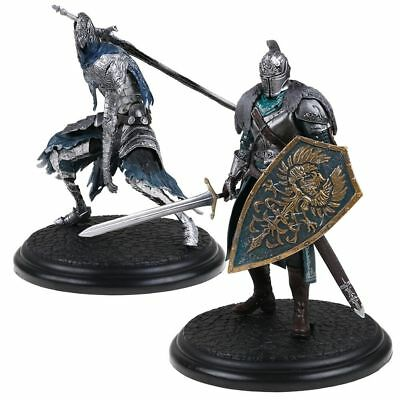 Dark Souls Artorias & Faraam Knight 18cm Collection Action Figure Statues Models