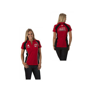 Holden Racing Team Ladies Team Polo Red Size 18 Only