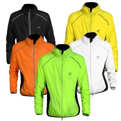 Tour de France, Reflective Bike Bicycle Cycling Jacket Men Womens Windproof Tops