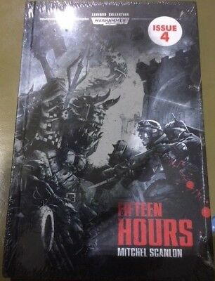 WARHAMMER 40,000 Legends Collection Issue 4 NEW: FIFTEEN HOURS Hardcover BK
