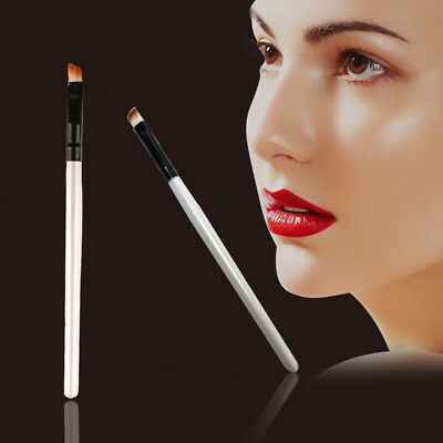 Pro Elite Angled Eyebrow Brush Nice Eye Liner Brow Girl Lady Makeup Tool Durable