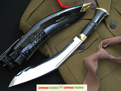 Service Ceremonial british gurkha army world war khukuri kukri Nepalese knife11