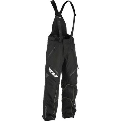 Fly Racing SNX Pro Snowbike Mens Warm Insulated Winter Gear Snowmobile Pant