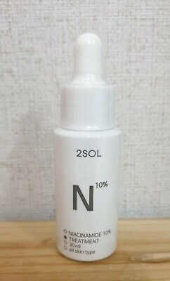 2SOL NIACINAMIDE 10% TREATMENT 30ml NIACINAMIDE 10% + D-PANTHENOL 1%