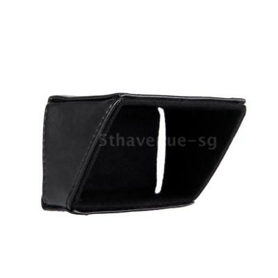 """3.5"""" LCD Sun Shield Hood for Canon VIXIA HF S20 S21 S30 G10 DSLR Camcorders S1T3"""