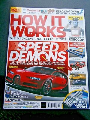 How It Works Magazine Issue 111 (new) 2018