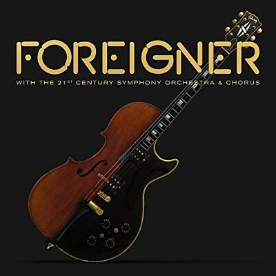 Foreigner - FOREIGNER WITH THE 21ST CENTURY SYMPHONY ORCHESTRA and CHORUS [CD]