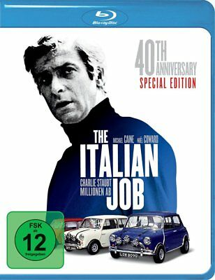 The Italian Job - 40th Anniversary Edition [BLU RAY] [1969]