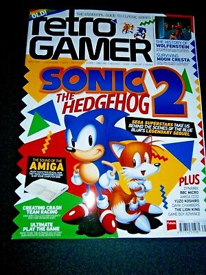 Retro Gamer Gamer Magazine Issue 175 Plus Free 2018 Calendar (new)