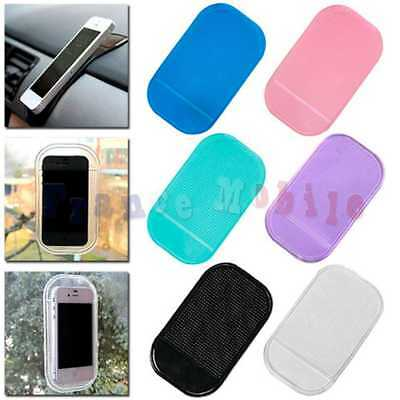 Support Téléphone Phone Smartphone Voiture Tapis Antidérapant Silicone  Couleurs 8da1cd440be