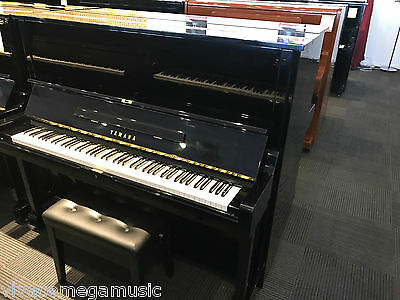 Yamaha U3 Professional Upright Piano Over 80 Pianos in Vivace Music Showroom