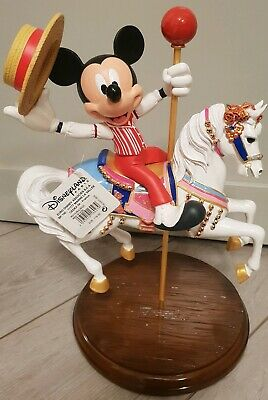 MED FIG / Figurine MK / Mickey & JINGLES Disneyland Paris
