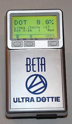 Beta Ultra Dottie Computer to Plate Used-Serial Number 0250