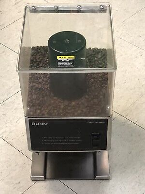 Bunn LPG Low Profile Coffee Grinder