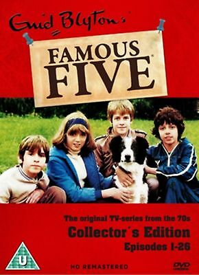 The Famous Five: The Complete Collectors Edition (Box Set) [DVD]