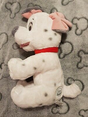 Disney store exclusive 101 Dalmatians plush soft toy stamped