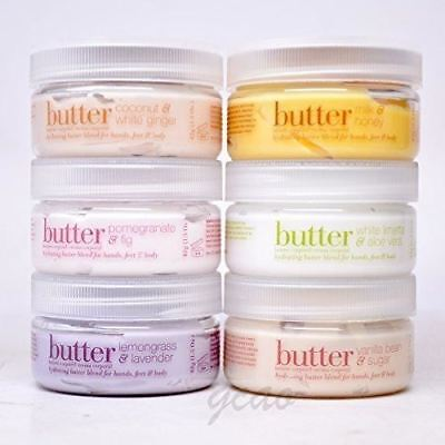 Cuccio Butter Blend For Hands, Feet & Body Set Of 6 pcs 1.5 oz