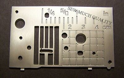 NEEDLE THROAT PLATE Zig Zag Babylock BL37 BL6300 BL6800 Brother PS2250 PS2360