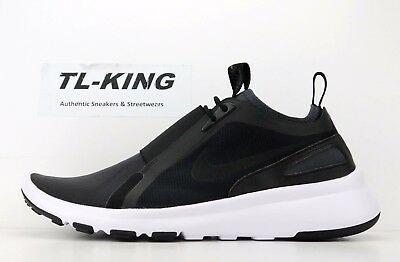 4f8976e055a9ce Nike Current Slip On Black Anthracite White Sneaker 874160-002 Msrp  100 Ai