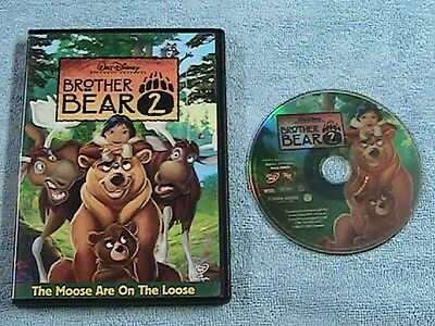 Walt Disney Brother Bear 2 Dvd With Free Shipping