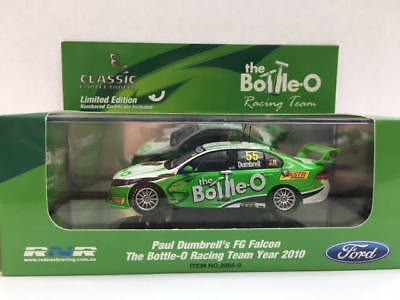 1/43 Paul Dumbrell's FG Falcon The Bottle-O Racing Team 2010