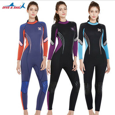 799c80b97c Women Neoprene 3mm Surf Diving Wetsuit Jellyfish clothing long-sleeved  wetsuit