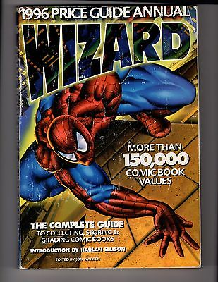 Wizard 1996 Annual Price Guide - Wizard Press (Paperback, 1996, 2nd Edition)