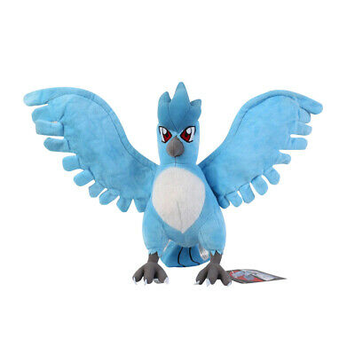 Pokemon Center Articuno Plush Doll Soft Stuffed Toy Figure 9 inch Xmas Gift