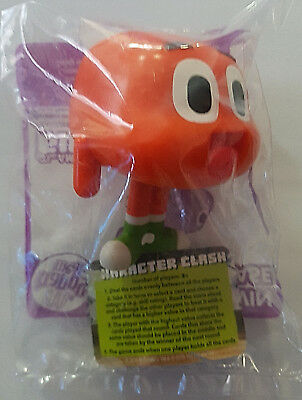 Mcdonald's Happy Meal Toy Amazing World Of Gumball Darwin Card Case New & Sealed