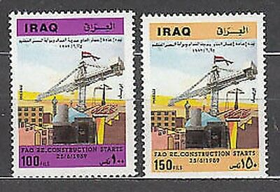 Iraq - Mail Yvert 1330/1 Mnh
