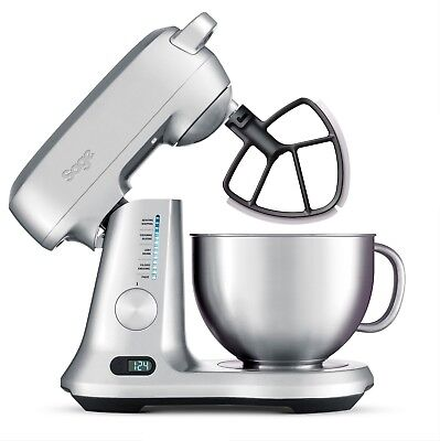 Pay$365!* NEW Breville BEM800BSS the Scraper Mixer™ Pro - SILVER PEARL RRP $499
