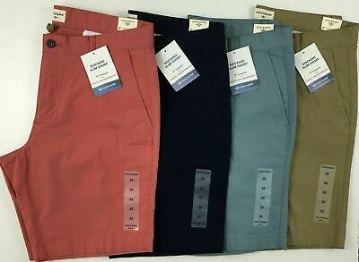 Genuine Men's Levi DOCKERS  Shorts Cotton Blend SLIM Fit Shorts