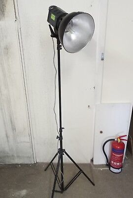 Studio Photography spotlight tripod lamp adjustable