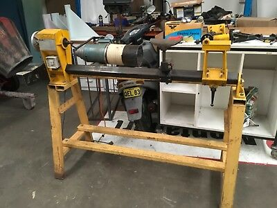 Two X Teknatool Wood Lathe For The Price Of 1, Made In New Zealand