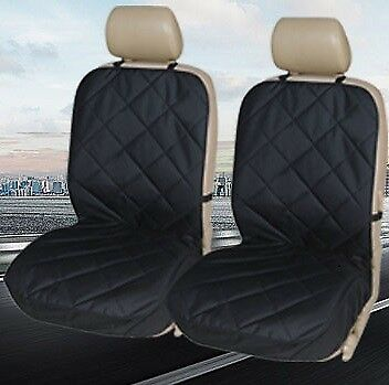 Quilted Front Seat Covers Protectors For Citroen C4 Grand Picasso I 2006-2016