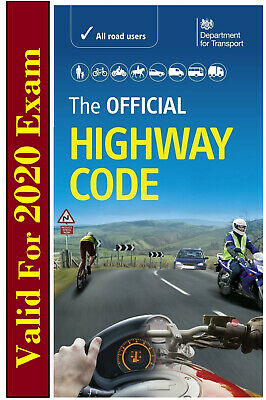 The Official Highway Code 2019 DSA Brand New Latest Edition L for Theory Test Hw