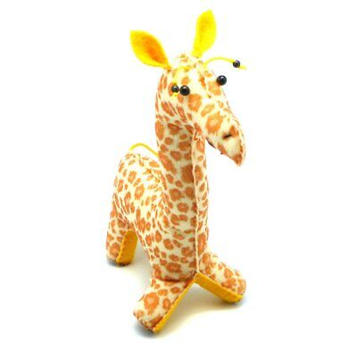 10 X Wingo Make Your Own Giraffe Craft Kits with Everything You Need