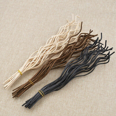 Wavy Rattan Reed Fragrance Diffuser Replacement Refill Sticks Accessories 20 Pcs