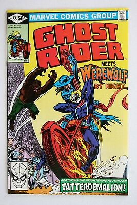 Ghost Rider 55 (9.0) VF/NM (1981)
