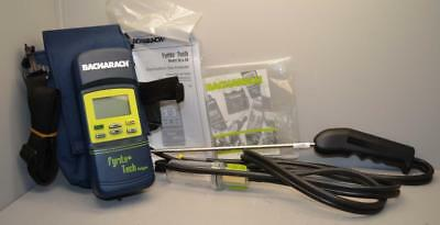 Bacharach Fyrite Tech 60 Combustion Analyzer Model 24-7232 ++ NEW ++