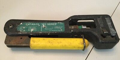 """Ripley CAT-AS-FX Compression Assembly Tool """"All Series"""" F/59/6/ 7/11 Used Works"""