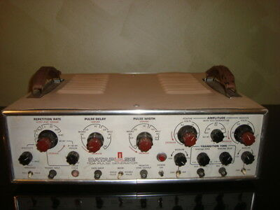 Vintage Datapulse 110A Pulse Generator - Console Only - Untested-Nice Condition